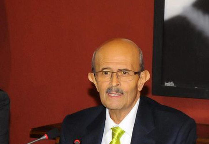 El gobernador Fausto Vallejo pidió licencia para ausentarse 90 días de su cargo. (Notimex)