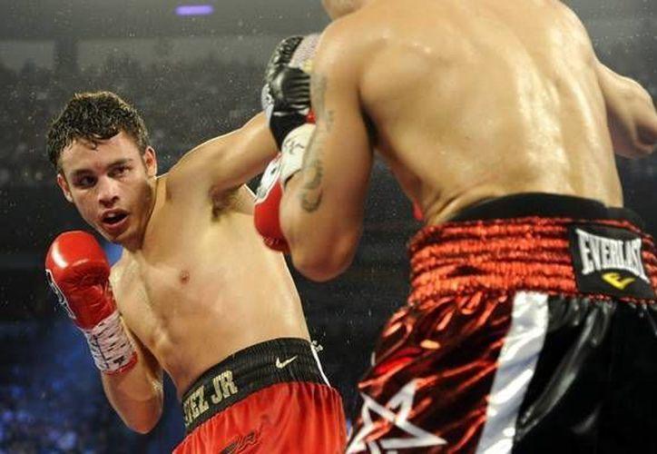 La pelea marca el retorno de Julio César Chávez Jr. (mediotiempo.com)