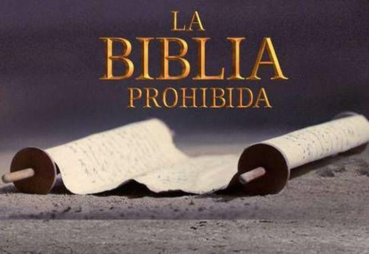 El programa especial de History Channel, 'La Biblia prohibida', explora temas como los orígenes de la creencia en el demonio, el sexo, la destrucción total y el fin del mundo. (Imagen tomada de History Channel)