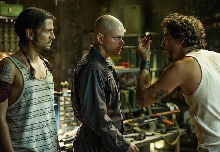 La película es protagonizada por Matt Damon, Jodie Foster y Diego Luna entre muchos más, es una de las películas más anticipadas del verano. (Internet)