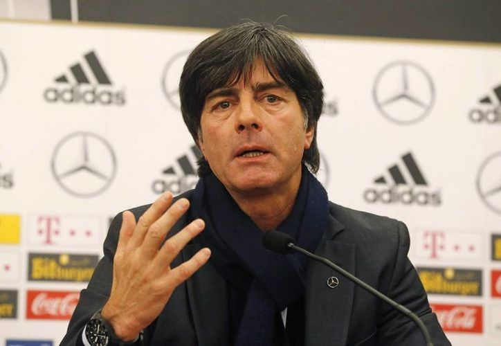 La selección alemana, comandada por Loew, comenzará concentraciones la próxima semana.(independent.com.mt)