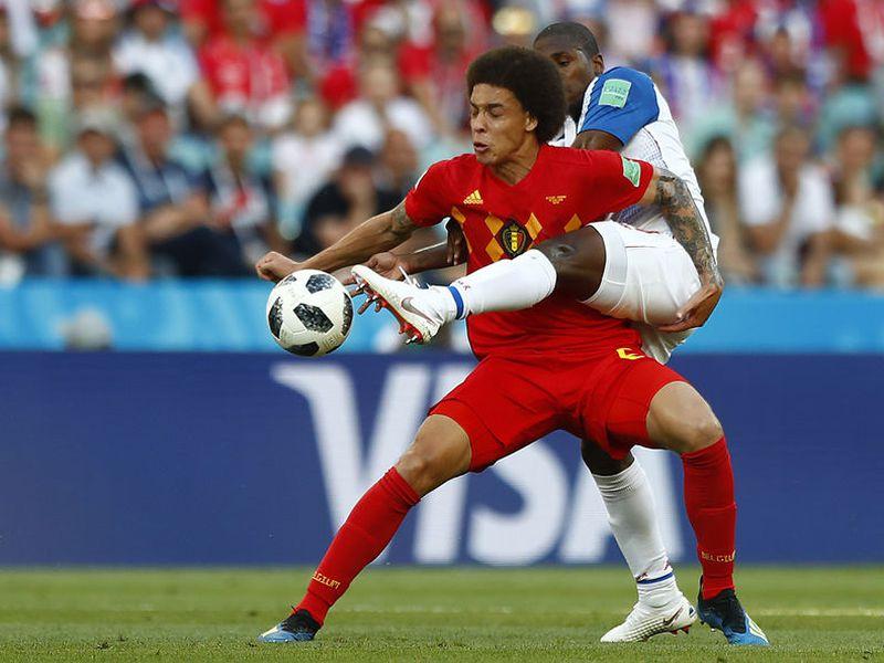 Panamá aguantó todo el primer tiempo, pero en el segundo Bélgica hizo tres goles (Foto: AP)