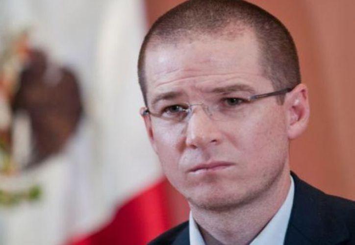 Ricardo Anaya Cortés ha sido señalado por presuntos movimientos financieros ilegales. (Internet)