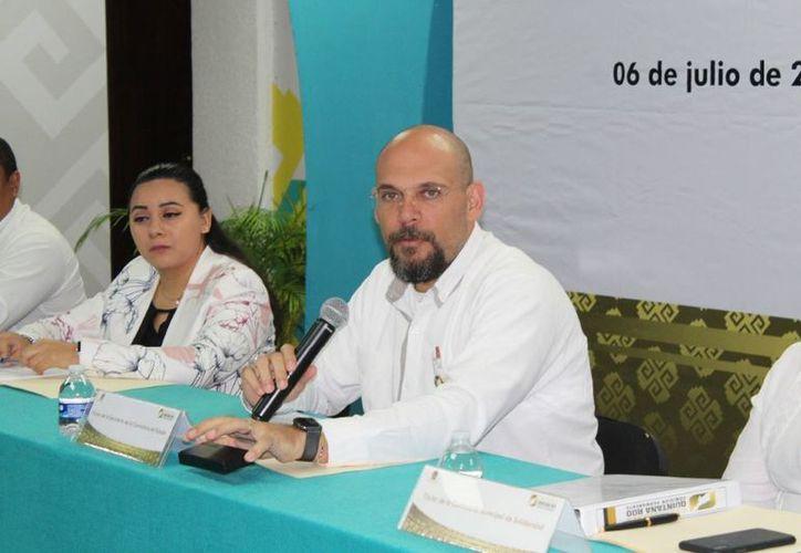 Los objetivos de la Comisión Permanente de Contralores de Quintana Roo, será buscar los mecanismos para atender esas deficiencias.  (Foto: Benjamín Pat)