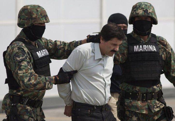La detención de Joaquín El Chapo Guzmán, hace casi un año, ha desatado una guerra de poder en Baja California. (Agencias)