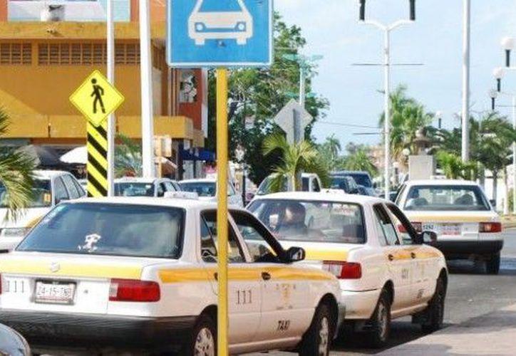 Los ruleteros de Bacalar evitan que los conductores del Suchaa levanten pasaje y viceversa.