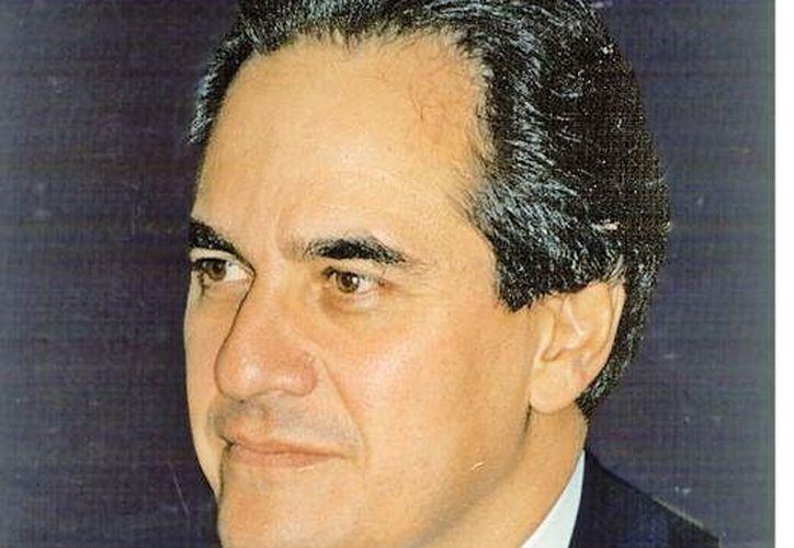 Herminio Alonso Blanco Mendoza, uno de los nueve candidatos. (oem.com.mx)