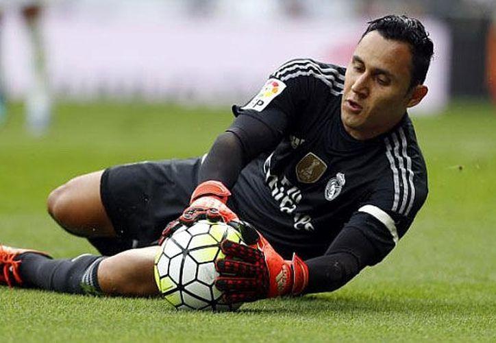 Keylor Navas es baja en los próximos encuentros del Real Madrid. (Contexto/Internet).