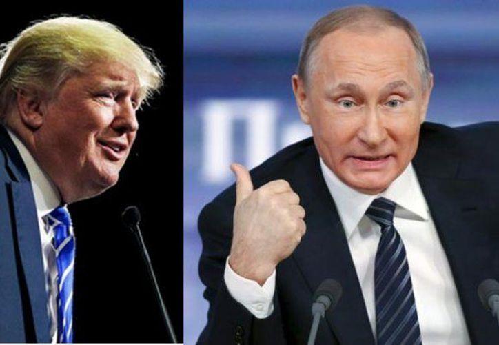 El agradecimiento fue porque tras la decisión de Putin, EE.UU, redujo dinero de sus nóminas. (Foto: Listín USA).
