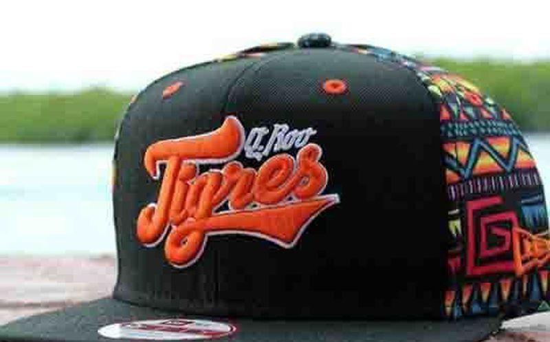 Lanzan colección de gorras exclusiva de los Tigres de Q. Roo ... 0baf7f6249a
