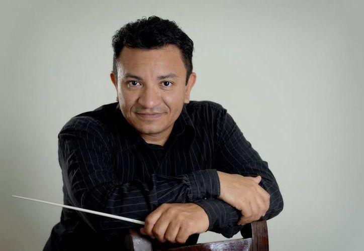 El director invitado es Noé Garrido Cárdenas. (Redacción/SIPSE)