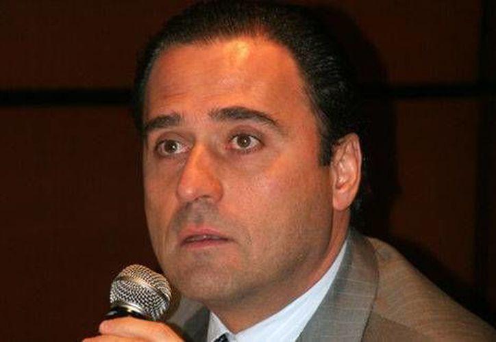 Andrés Garza Herrera funge como director general de Qualtia Alimentos, filial de Grupo Xignux. (Milenio)