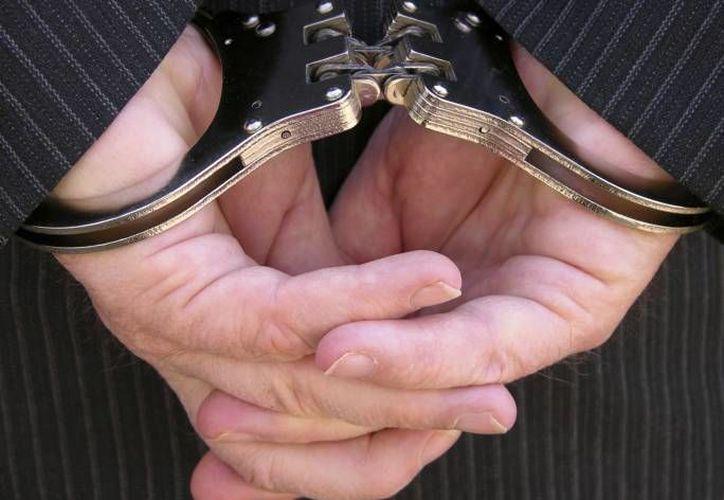 El hombre, que fue arrestado, escondió el cuerpo de su progenitor en la antigua habitación del fallecido. (Archivo SIPSE)