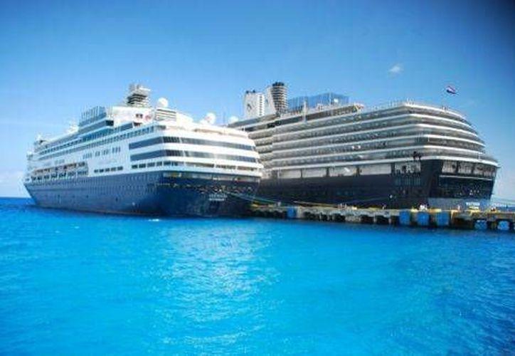 El turismo de cruceros da empleo a unas 40 mil personas de manera directa e indirecta. (Contexto/Internet)