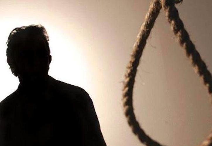 El del joven albañil es el suicidio número 149 que se registra en lo que va de 2016 en Yucatán. La imagen se utiliza con fines estrictamente referenciales. (elsoldemexico.com.mx)