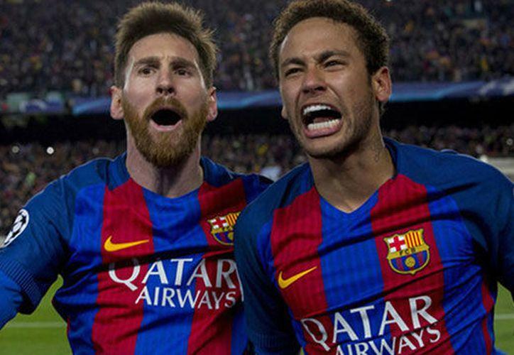 Messi recuperó el primer lugar que le arrebató Neymar. (Contexto/Internet)