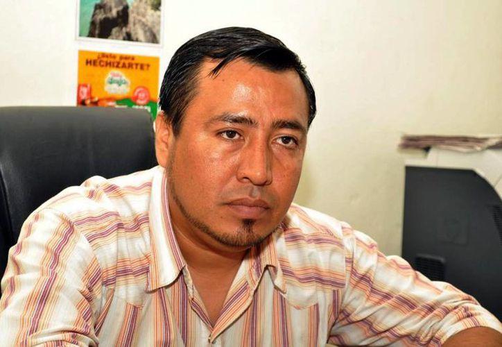 José Daniel Baruch Lucero ocultó la desaparición de 27 animales ante la Profepa. (Enrique Mena/SIPSE)