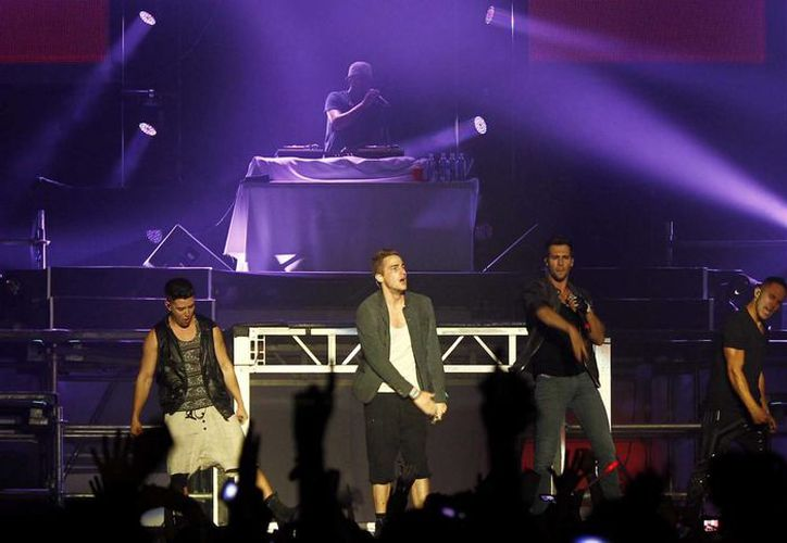 Big Time Rush incluirá a Mérida en su gira de conciertos en abril de 2014. (Notimex)