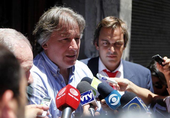 Fernando Lorenzo renunció momentos antes de tener que comparecer ante el Poder Judicial por el papel que jugó en el proceso de quiebra de la aerolínea Pluna en 2012. (EFE)
