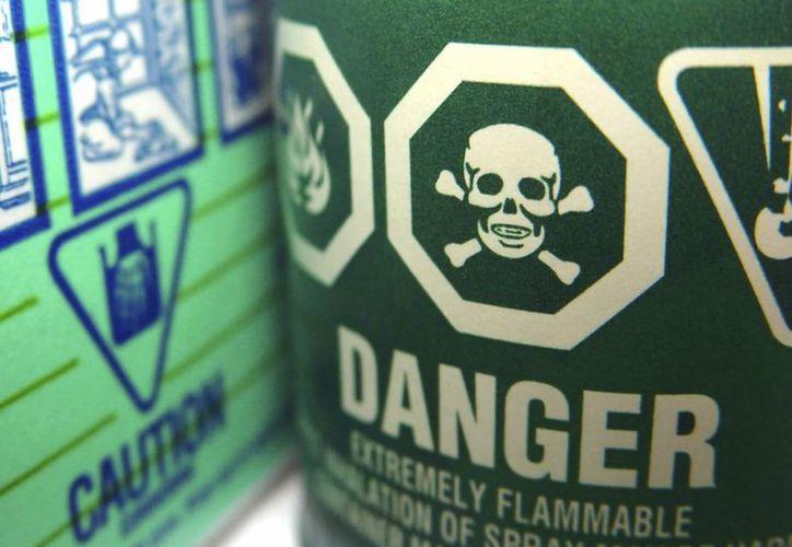 El monometil de mina puede causar daños al contacto con la piel y por inhalación directa.(@EDFHealth)