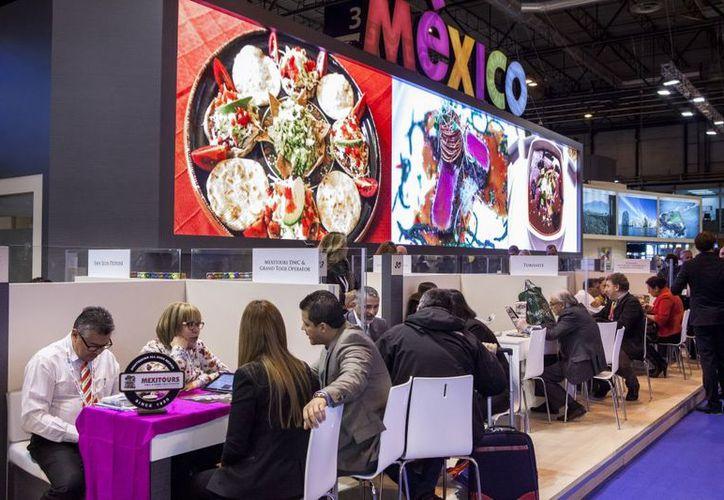 La Feria de Turismo de España se realizará del 23 al 27 de este mes. (Karim Moisés/SIPSE)
