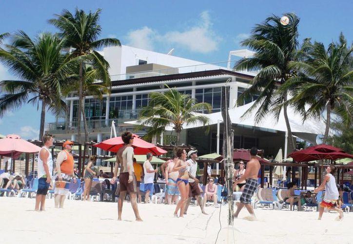 Solo un hotel de la Riviera Maya está inscrito al programa para medir sus gases contaminantes. (Octavio Martínez/SIPSE)