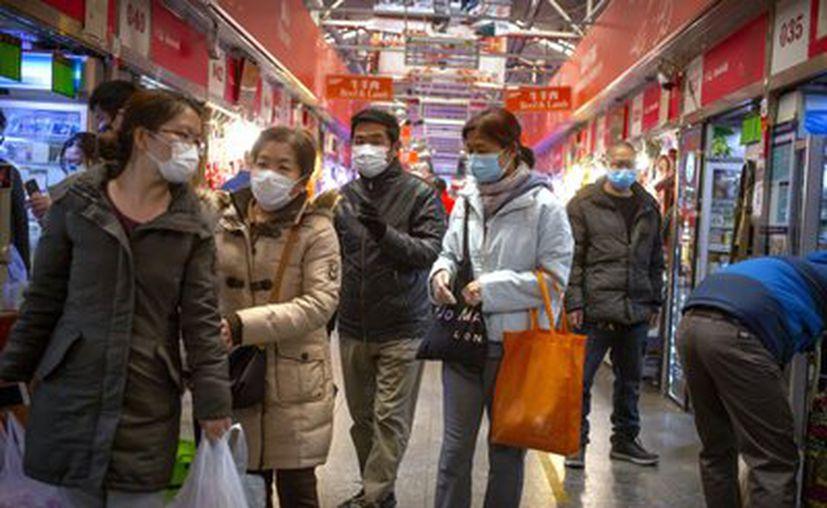 Poco a poco, la vida en China empieza a retornar a lo cotidiano. (Foto: AP).