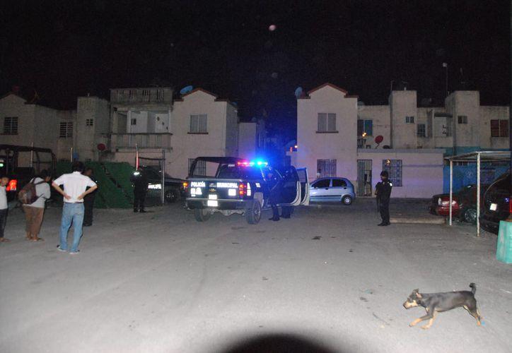 El asesinato se registró la madrugada del martes presuntamente por error. (Redacción/SIPSE)