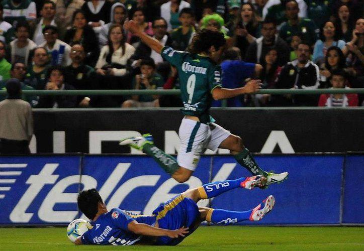 León corta la racha de 10 partidos sin ganar. (Facebook oficial)
