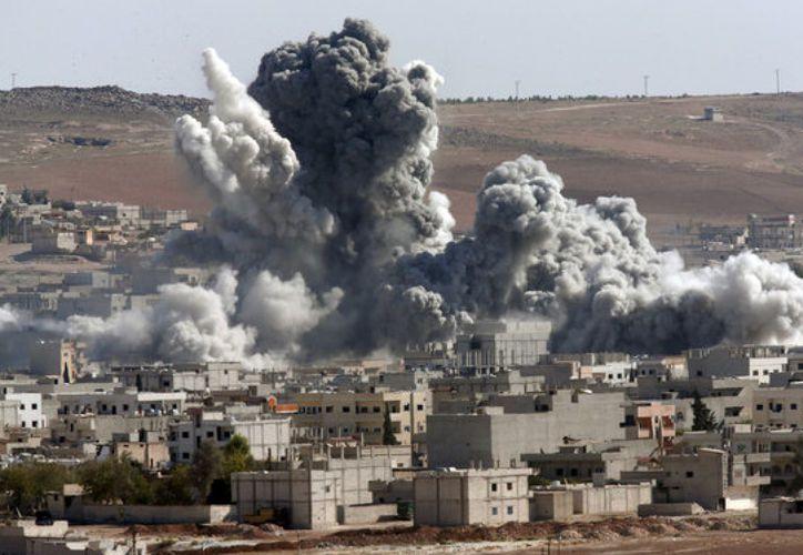 Lavrov, criticó las sanciones impuestas por la Unión Europea y Estados Unidos contra Siria por el conflicto civil iniciado en 2011. (El Mañana/Archivo)