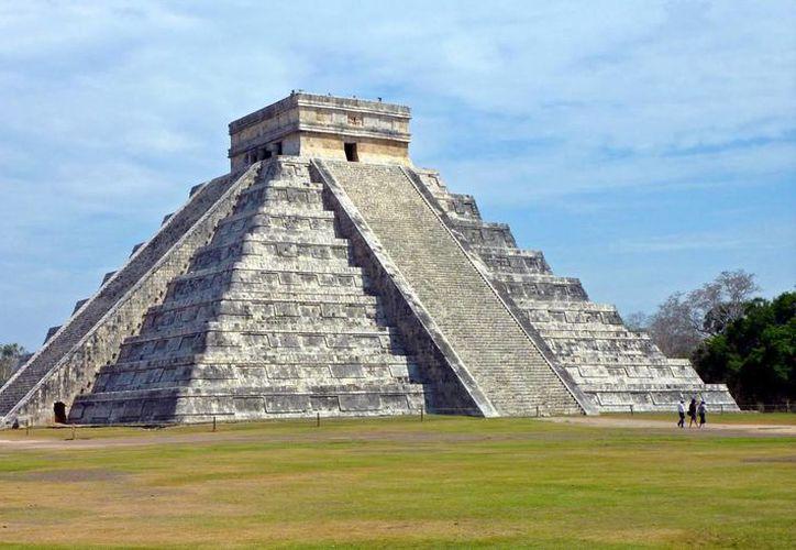 El Castillo de Kukulcán es el monumento maya más reconocido en el mundo. (SIPSE)