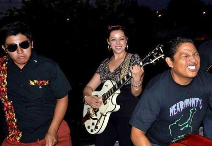 """""""The Mali Cats"""", banda de género Rockabilly, se presentará en el Bohemio Cultural Café Cardoni. (Foto de Contexto/Internet)"""