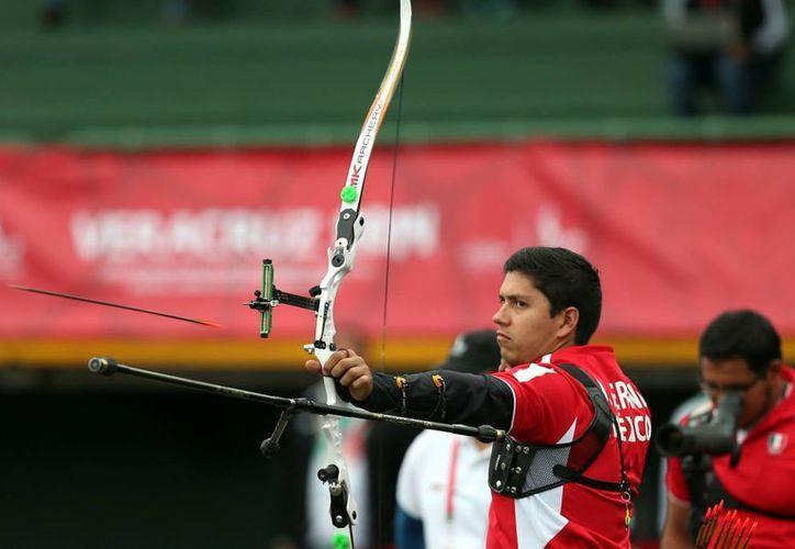 Emiliano Marqueda, de solo 12 años, fue el segundo mejor deportista en arco recurvo en la Olimpiada Nacional. (Foto de contexto de Notimex)