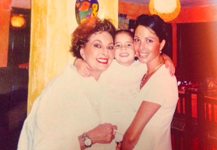 La muerte de Mariana separó a muchos miembros de la familia. (Instagram)
