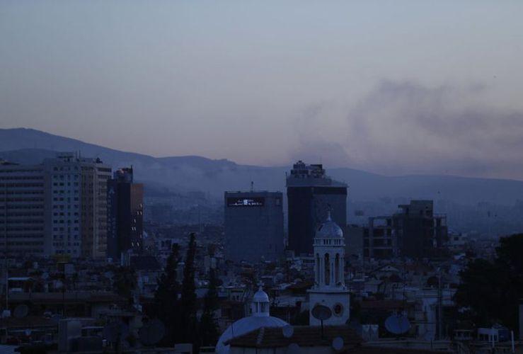 La OTAN y la Unión Europea respaldan el ataque a Siria