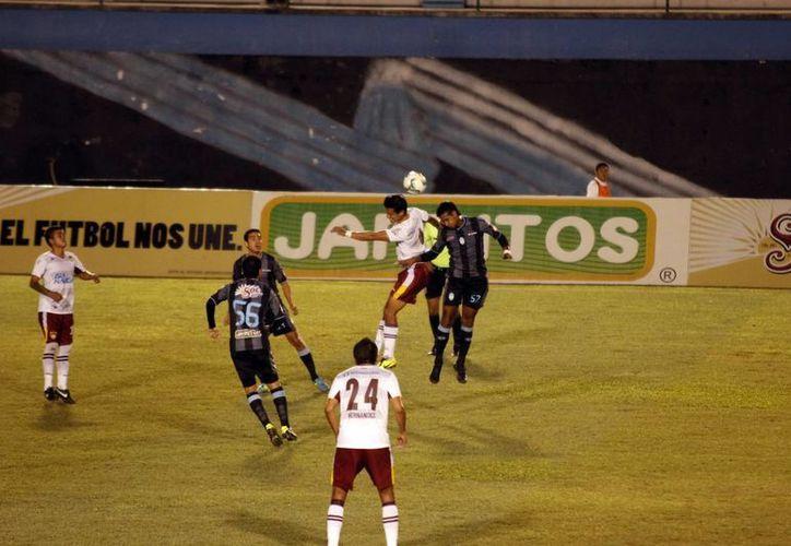 La oncena yucateca busca no perder el ritmo de cara a su encuentro con el Neza FC. (SIPSE)