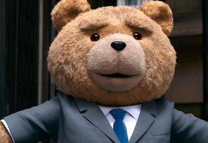 """El estudio cinematográfico Universal Studios presentó el nuevo tráiler de su película """"Ted 2"""". (Fotografía tomada de Twitter)"""