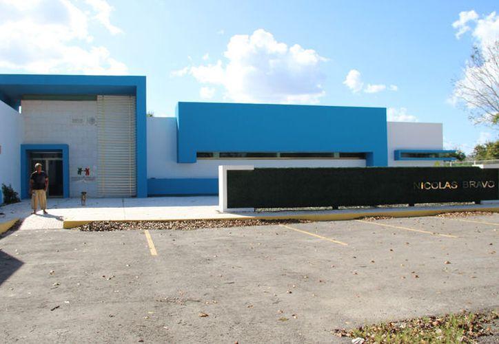 Las obras dieron inicio en 2012, con una inversión de 12 millones de pesos bajo la administración borgista. (Joel Zamora/SIPSE)
