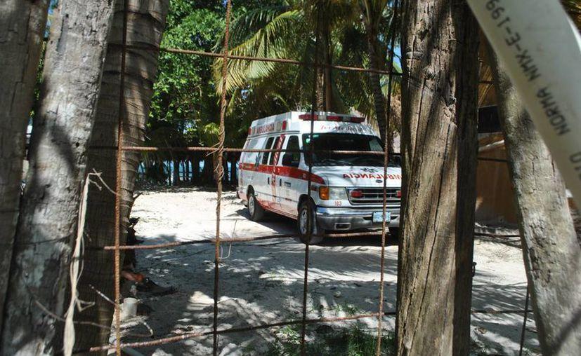 El cuerpo del buzo apareció en el embarcadero de un restaurante. (Redacción/SIPSE)