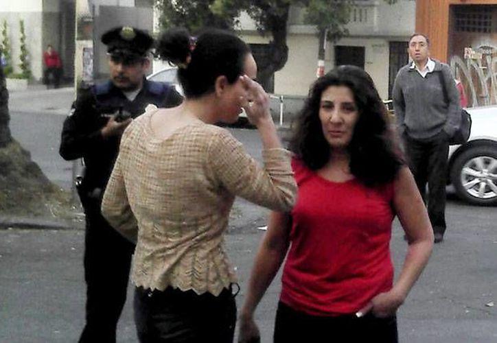 Dalia Ortega está acusada de homicidio. (periodico.am)