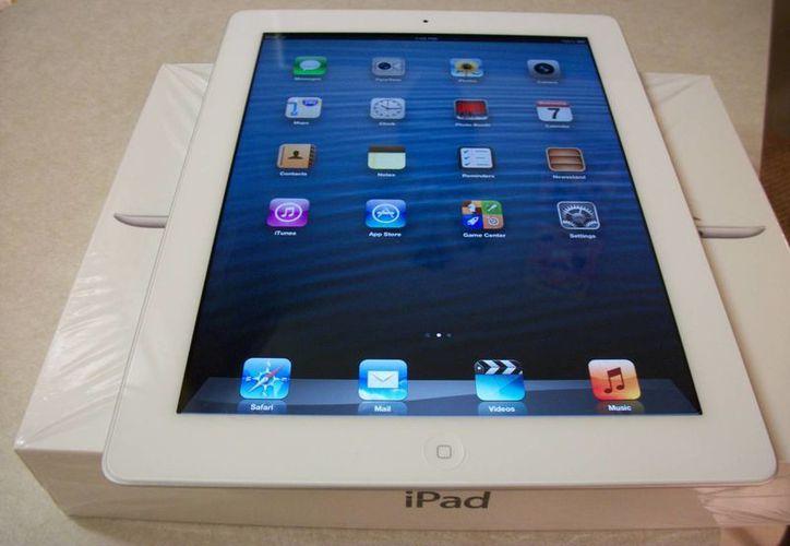 El iPad con mayor capacidad de almacenamiento estará disponible del próximo 5 de febrero. (kesuraza.wordpress.com)