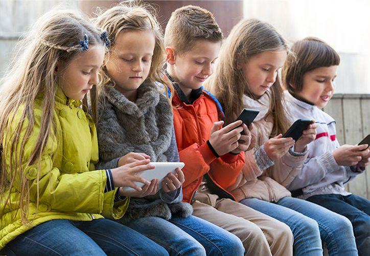 95% de los adolescentes en EU tienen un smartphone. (Foto: Internet)