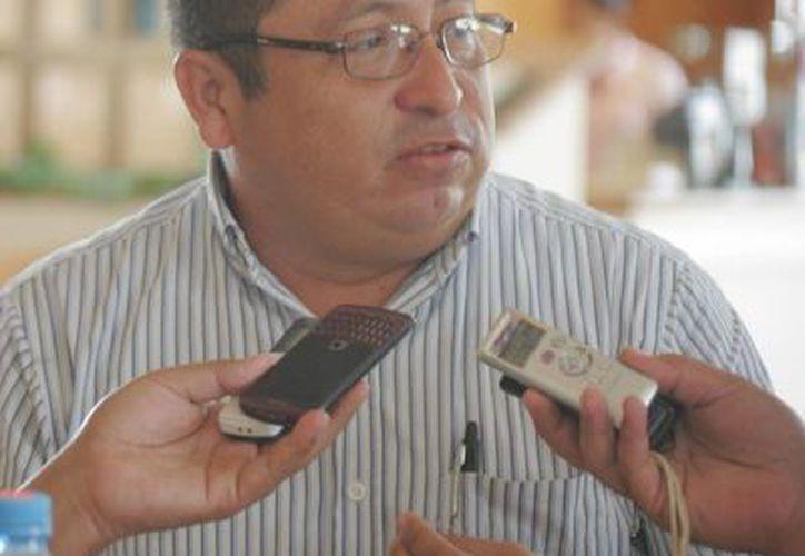 José Antonio Barón Aguilar fue removido de su cargo por orden del Congreso estatal. (Harold Alcocer/SIPSE)