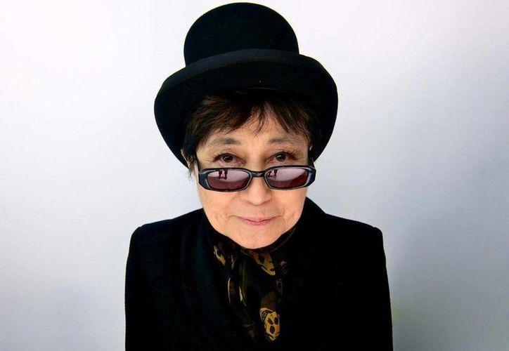 Una nueva exposición de Yoko Ono se presentará desde mañana en Alemania. (www.monkeyzen.com/Foto de archivo)
