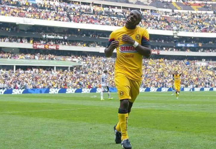 'Chucho' Benítez (foto), el 'Tano' de Nigris y Salvador Cabañas tenían algo en común: los tres jugaron en el América. (record.com)