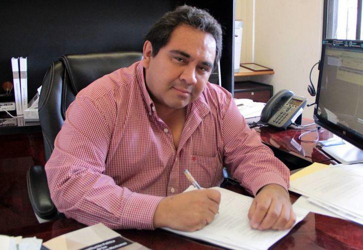 Hidalgo Victoria Maldonado, se perfila para ocupar el cargo de secretario ejecutivo del Iepac. (Milenio Novedades)