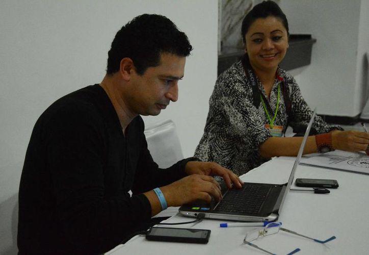 La carga de datos al sistema se llevará a cabo durante el presente mes y el siguiente. (Victoria González/SIPSE)