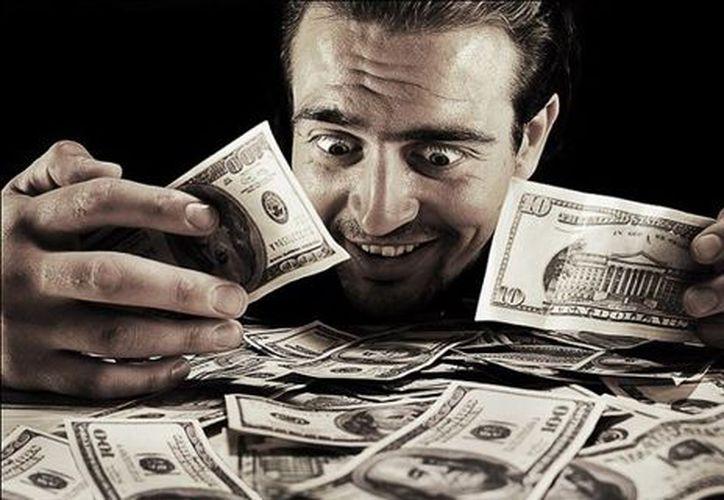 Por años se ha discutido que tener dinero no es equivalente a ser feliz. (Contexto/Internet).