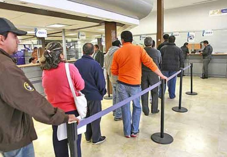 Las instituciones bancarias suspenderán sus operaciones el lunes. (El Zócalo)