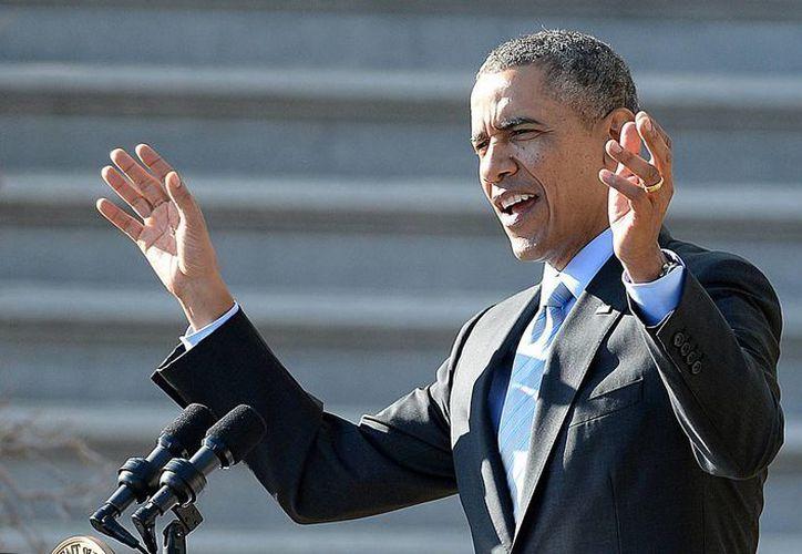 La Casa Blanca ha estado barajando varias opciones para frenar los avances del EIIL. (Archivo/EFE)